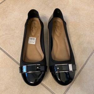 Shoes - NWT size 7.5 black flats